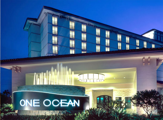 One Ocean Hotel Jacksonville Atlantic Beach Fl